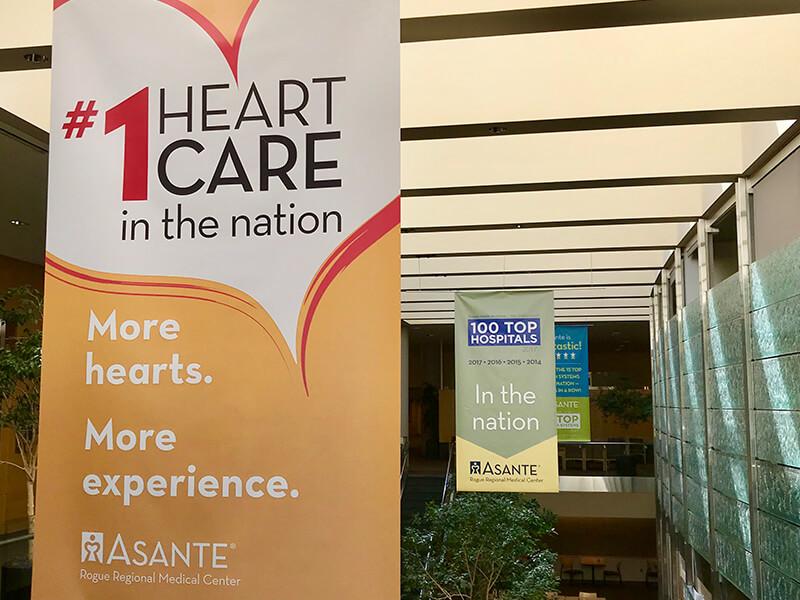 Asante hospital heart care