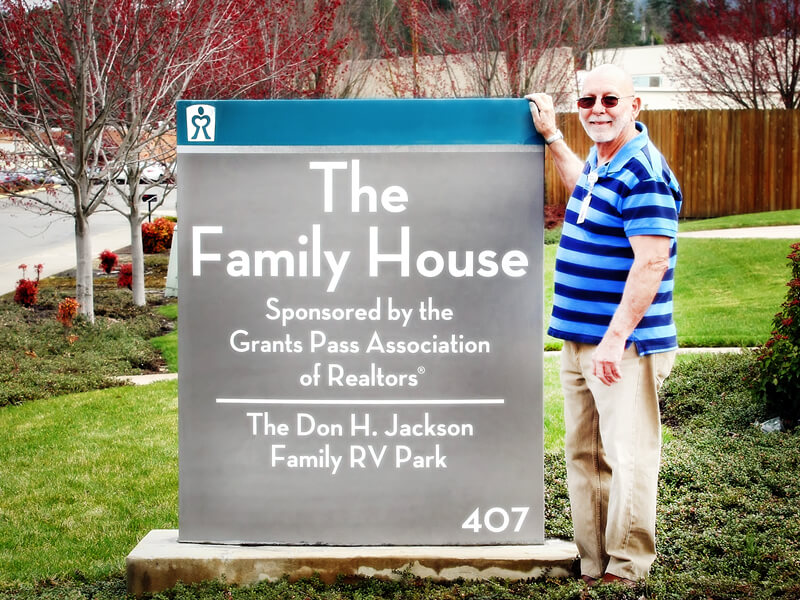 Asante Health Family House